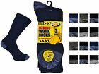 12 Mens ERBRO® Wool Blend EXTRA WARMTH Ultimate Work Socks UK 6-11