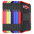 For Samsung J2 J3 J1 ACE S6 Armor Hybrid Shockproof Kickstand Rubber Dazzle Case
