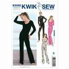 Kwik Sew 3052 Unitard Leotard Exercise Gym Dance Wear Sewing Pattern K3052