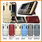 HK-Shockproof Stand 2 in 1 Armor Cover Skin For ZTE Grand X3