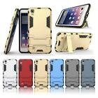 HK-Shockproof Stand 2 in 1 Armor Cover Skin For LG X Power xpower
