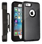 New Case Cover For Apple iPhone Black (Belt Clip Fits Otterbox Defender Series)