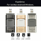 3 IN 1 USB  Drive Memory Stick U Disk for iPhone Samsung CELL PHONE 32GB