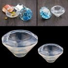 Silicone Mould Mold for DIY Resin Jewelry Pendant Diamond Gem Making Ornament