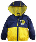 iXtreme Little Boys' Toddler Hooded Colorblock Spring Jacket with Dino