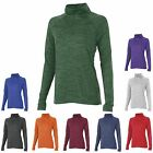 LADIES 1/4 ZIP, FITNESS PULLOVER, WICKING / ODOR RESISTANT, XS S M L XL 2X 3X