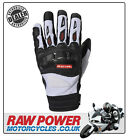 Richa Torsion Motorcycle Motorbike Glove - White