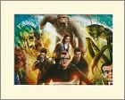 JACK BLACK GOOSEBUMPS ORIGINAL HAND SIGNED AUTOGRAPH PHOTO 10X8 MOUNTED & COA