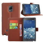 7Colors Stand wallet Leather Case / Card for Samsung Galaxy Note Edge SM-N915 a