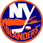 New York Islanders - Vinyl Sticker Decal - Hockey NHL Full Color CAD Cut Car $8.99 USD on eBay