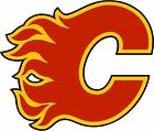 Calgary Flames - Vinyl Sticker Decal - Hockey NHL Full Color CAD Cut Car Truck $2.29 USD on eBay