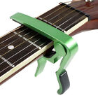 Change Key Capo Clamp for Electric Acoustic Guitar Quick Trigger Release GREAT
