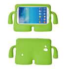 Kids Secure EVA Stand Shockproof Case Cover For Samsung Galaxy Tab 3 4 Tablet 7""