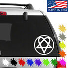 Him Heartagram Band Vinyl Decal Sticker Buy 2 Get 1 Free Choose Size & Color