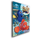 Personalised Any Photo Finding Dory & Nemo, Glossy / Satin Wall Art