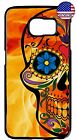 Sugar Skull Skeleton Halloween Case Cover For Galaxy S8 S9 Plus S7 Note 9 8 5
