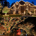 Waterproof 10M 100 LED Fairy String Lights XMAS Wedding Party In/Outdoor Decor