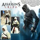 Assassins Creed Altair Over Tunic with Hood, Stage Costume Re-enactment or LARP