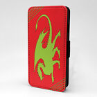 Dragon Print Design PatternFlip Case Cover For Sony Xperia - P660