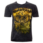 Premium Official Motorhead Acid Splatter T Shirt ALL SIZES - Vintage Band Tees