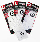 Three(3) New FootJoy Contour FLX Left Gloves for Right Handed Golfer, Pick Size