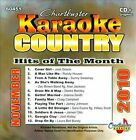 Chartbuster Karaoke: Country Hits Of The Month - November 2010 by Karaoke (CD, O