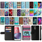 "For Motorola Moto G4/ G4 Plus 5.5"" XT1625 Design Wallet POUCH Case Cover + Pen"
