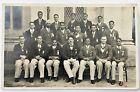 1936 India Hockey Wizard Dhyan Chand Team Photograph & Autographs Extremley Rare