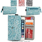 Universal Persian Canvas Mobile Cell SmartPhone Wristlet Case Cover XLP2