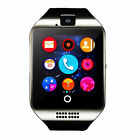 Apro Q18 Smart Watch Smartwatch-bluetooth/sim/camera/mp3/mp4 For Ios Android New
