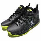 Nike Jordan CP3.X XDR 10 Chris Paul Black Green Mens Basketball Shoes 908617-002
