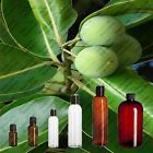 100% Pure and Natural Organic Cold Pressed Carrier Oils - 30 mL to 1 gallon size