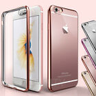 For New iPhone 7 Case Transparent Crystal Clear Case Gel TPU Soft Cover Skin