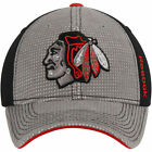 Chicago Blackhawks Draft Structured Flex Hat 2016