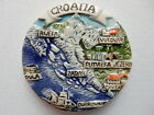 One Selected 3D Souvenir Fridge Magnet from Croatia
