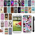 For LG Optimus L90 D405 D415 TPU SILICONE Rubber Protective Case Cover + Pen