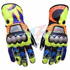 Motorbike Racing LeatherGloves 2015 Available in All Sizes
