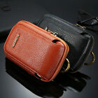 FLOVEME Universal 5.5 Inch Leather Purse With Clip Case For iPhone & Samsung