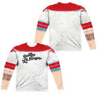 HARLEY QUINN MONSTER COSTUME Adult Men's Long Sleeve Tee Shirt SM-3XL Halloween $36.06 USD on eBay