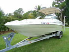 1999 SEA RAY 210 SunDeck 21' Mercruiser 5.0 clean boat with trailer Low Reserve.