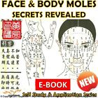 Face & Body Moles Reading Secrets Revealed, Chinese Astrology, Feng Shui,Fortune
