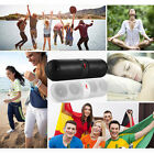 Portable Bluetooth Stereo FM Mini Speaker Mic For iPhone Smart Phone Tablet PC