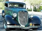 1934 Ford coupe  1934 Ford Coupe Hot Rod