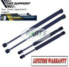 4 PIECES 2 HOOD & 2 TRUNK LID LIFT SUPPORTS SHOCKS STRUTS ARMS PROPS RODS DAMPER