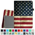 Premium PU Leather Case Stand Cover for Insignia Flex 10.1 NS-P10A7100 Tablet