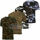 Boys/Kids Soldier 95 Camo British Army Military Combat T-shirt Top DPM Cadet NEW