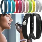 Silicone Bracelet Wristband For Fitbit Flex 2 All-Day Activity Tracker S/L Size