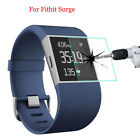 1x 9H 2.5D Tempered Glass Film Screen Protector For Fitbit Surge Smart Watch Lot
