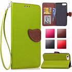 Luxury Magnetic PU Leather Card Wallet Folio Stand Case Cover For iPhone 5 5s SE