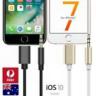 3.5mm Male Jack AUX Audio Music Adapter Cable for iPhone 7 Plus Headset Speaker